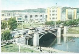 North Korea Corea - Pyongyang - Bridge UNUSED POSTCARD - Korea, North