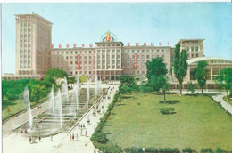North Korea Corea - Pyongyang Students And Children's Palace UNUSED POSTCARD - Korea, North