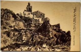SOLLIES VILLE - La Maison Du Maître Jean Aicard (d'après Les Aquarelles De S. Frémont) - Sollies Pont