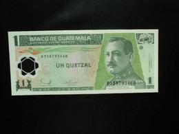 GUATEMALA * : 1 QUETZAL   20.12.2006    P 109       NEUF ** - Guatemala