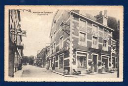 Marche  En Famenne. Grand' Rue. Boulangerie-Pâtisserie, Peintures & Décors L.Peret-Delhaye, Garage Lambert - Marche-en-Famenne