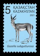 Kazakhstan 2021 Mih. 1241 Fauna. Goitered Gazelle MNH ** - Kazakhstan