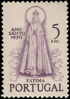 Portugal 1950 5e Holy Year Unmounted Mint. - Nuevos