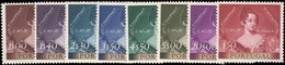 Portugal 1953 Stamp Centenary Set Unmounted Mint. - Nuevos