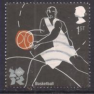 GB 2009 QE2 1st Olympic & Paralympics Basketball SG 2990   ( C465 ) - Gebraucht