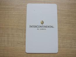 InterContinental Al Jubail, Saudi Arabia - Chiavi Elettroniche Di Alberghi