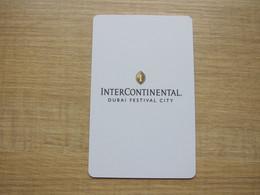 InterContinental Dubai Festival City - Chiavi Elettroniche Di Alberghi