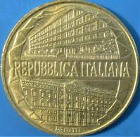 ITALIE, 200 Lire 1996 R, Centenaire Académie De La Guardia Di Finanza,  (Rome), SPL - 200 Lire