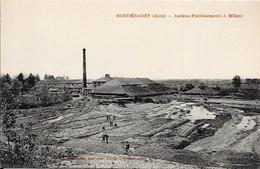 MONTIERAMEY - Anciens Etablissements J. Millard - Autres Communes