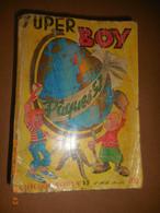 Superboy Reliure N°15 Année 1956 Em - Superboy