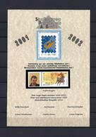 DUOSTAMP Buzin MNH ** POSTFRIS ZONDER SCHARNIER SUPERBE - 1985-.. Uccelli (Buzin)