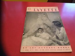 Les Cahier Du Jardin Des Modes  La Layette  Et Les Futurs Mère La Broderie 1948 - Fashion
