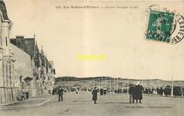 85 Les Sables D'Olonne, Avenue Georges Godet, Visuel Pas Courant, éd Limousin 111 - Sables D'Olonne