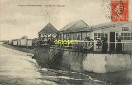 85 Fromentine, Buvette De L'Estacade, Affranchie 1911 - Sonstige Gemeinden