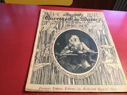 Journal Des Ouvrages De Dames - 1909  - Broderie - Dentelle - Crochet - Tricot - Paris - Mode - Dentelle Broder Paris T - Fashion