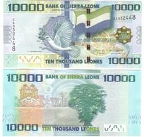 Sierra Leone - 10000 Leones 2018 UNC Lemberg-Zp - Sierra Leone