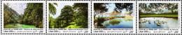 Lebanon - 2021 - International Earth Day - Natural Reserves Of Lebanon - Mint Stamp Set (se-tenant Pane) - Lebanon