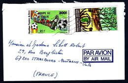FOOTBALL - COUPE D'ITALIE - 1982 - Storia Postale