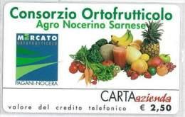 CARTA AZIENDA II TIPO DT NUOVA 247 CONSORZIO ORTOFRUTT. - Private-Omaggi