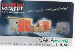 CARTA AZIENDA II TIPO DT NUOVA 258 POLIVINIL V - Private-Omaggi