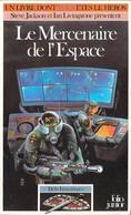 Un Livre Dont Vous êtes Le Héros N°298 - Le Mercenaire De L'espace - Défis Fantastiques - Folio Junior Gallimard 1985 TB - Otros