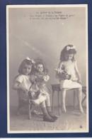 CPA Poupée Doll Enfant Fillette Non Circulé - Games & Toys