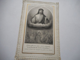 DEVOTIE-MOOI KANTEN PRENTJE - Religion & Esotericism