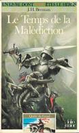 Un Livre Dont Vous êtes Le Héros N°363 - Le Temps De La Malédiction - Quête Du Graal 6 - Folio Junior Gallimard 1986 BE - Autres
