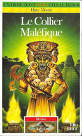 Un Livre Dont Vous êtes Le Héros N°762 - Le Collier Maléfique - Destins 4 - Folio Junior Gallimard - 1993 TB - Autres