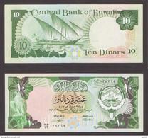 KUWAIT - 10 Dinars - Kuwait