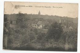 62 Boulogne Sur Mer Couvent Saint Augustin Vue Du Jardin - Boulogne Sur Mer