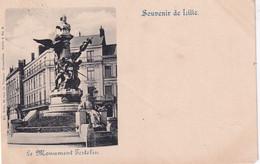 SYL Lille Le Monument Testelin - Lille