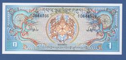 BHUTAN - Royal Government Of Bhutan - P.5 – 1 Ngultrum ND (1981) UNC Serie A/I 0644396 - Bhutan