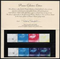 Pitcairn 2010 - Mi-Nr. 812 ** - MNH - Druckphasen - Premier Collectors Edition - Pitcairneilanden