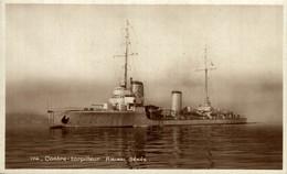 Contre Torpilleur Amiral Sénes  Barcos Bateaux  Boats - Autres