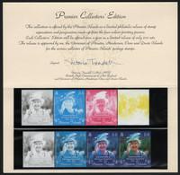 Pitcairn 2012 - Mi-Nr. 856 ** - MNH - Druckphasen - Premier Collectors Edition - Pitcairneilanden
