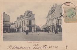 Romania - Ploesti - Strada Lipscani - F. Piccolo - Viagg - Bella Animata - Romania