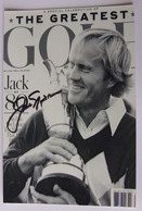 Jack NICKLAUS - Signé / Dédicace Authentique / Autographe - Golf