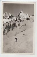 CHAMONIX - HAUTE SAVOIE - MONT BLANC - PISTE DE L'AIGUILLE DU MIDI - Chamonix-Mont-Blanc