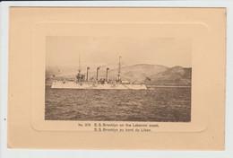 LIBAN - LEBANON - SS BROOKLYN AU BORD DU LIBAN - Liban