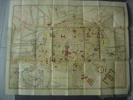 ANCIEN PLAN De La VILLE De TOURNAI ( Belgique ) - Topographical Maps