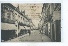Mons La Rue Des Capucins - Mons