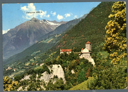 °°° Cartolina - Schloss Tirol Viaggiata (l) °°° - Merano