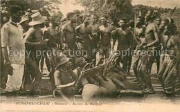 13665836 Oubangui_Chari Damara Au Son Du Balafon Oubangui Chari - Central African Republic