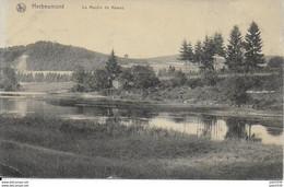 HERBEUMONT ..-- CUGNON ..-- Nels 40 , N° 26 , Au Dos .  MOULIN De NAWEZ . 1915 FELDPOST . A Voir . - Herbeumont