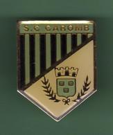 FOOT *** S.C CAROMB *** 0029 (30-3) - Calcio