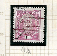MOZAMBIQUE COMPANY STAMP - 1898 400th An. Discovery Of Sea Route To India Md#31 USED (LNY-27) - Mozambique