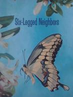 USA Six Legged Neighbors Papillons Basic Science Education Series Bertha Morris Parker Mabel O'Donnell Plus De 35 Dessin - Wildlife