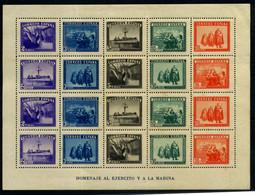 España Nº 849. Año 1938 - 1931-50 Neufs