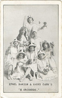 "Ethel Barton & Harry Carr's- ""8 Orchards""-c1910s (Quick Change Vocal/dance Group) - Baile"